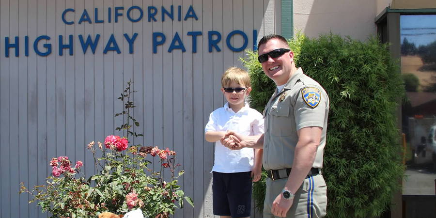 the california highway patrol mission and