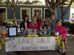 PTH Kids Bake Sale