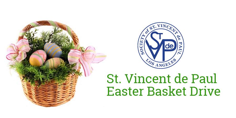 Easter Basket Drive Thumbnail