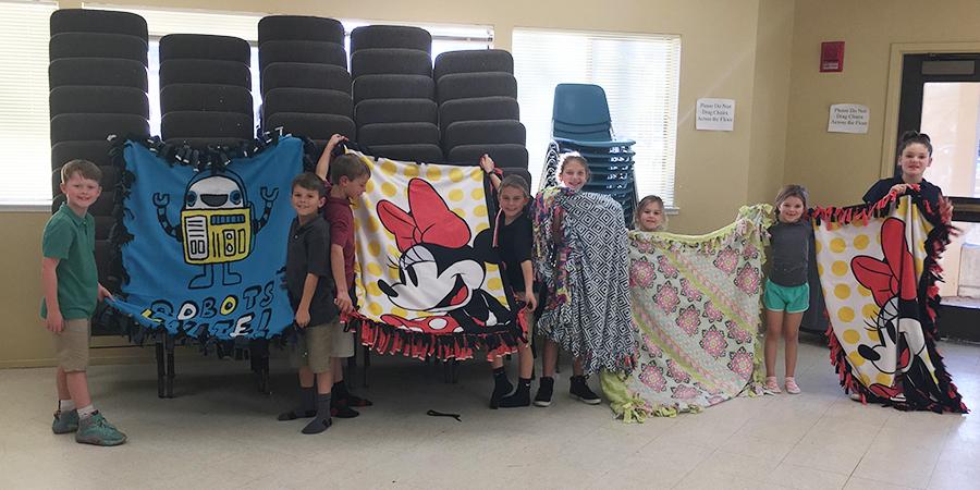 PTH Serve Blankets