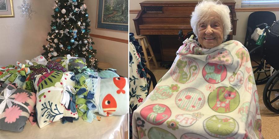 Senior Citizen Blankets