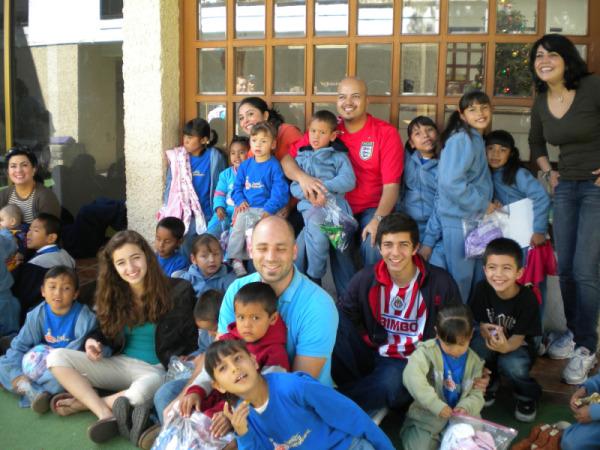 Orphanage in Mexico - Sueños y Esperanzas