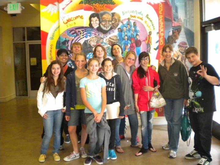 Glide Memorial - SV Class of 2010 Volunteers