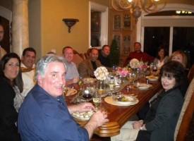 Abalone Dinner