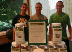 The Lowe Family Coin Drive for India