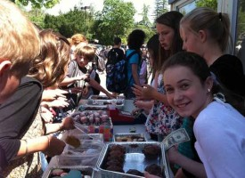 Stone Valley Baking for Schools