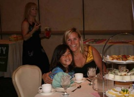 Mother-Daughter Philanthropy Tea Party