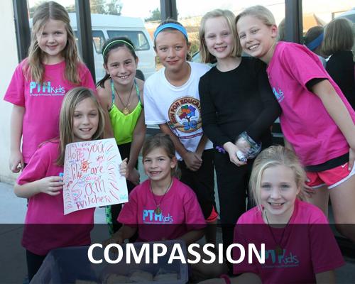 PTH Compassion Cover