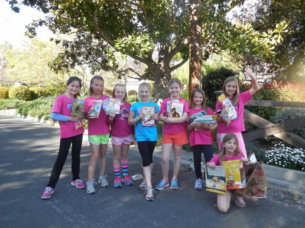 PTH Kids Book Drive 2