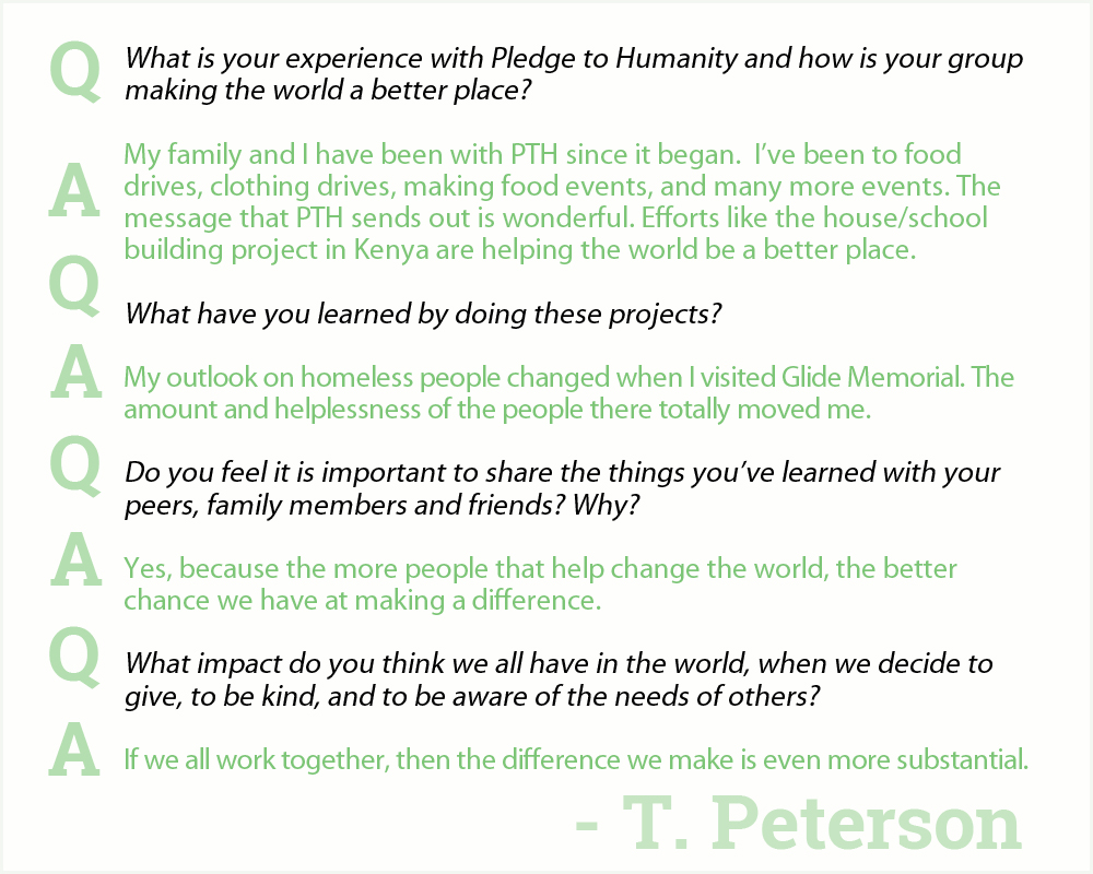 T. Peterson PTH