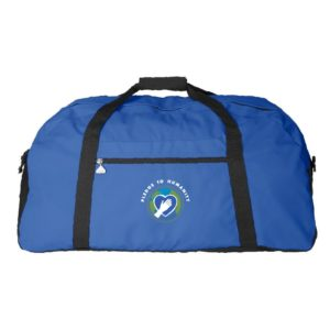Pledge to Humanity Duffle Bag